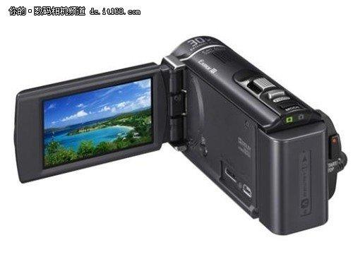 炫彩轻巧便携DV 索尼CX210E促销2550元