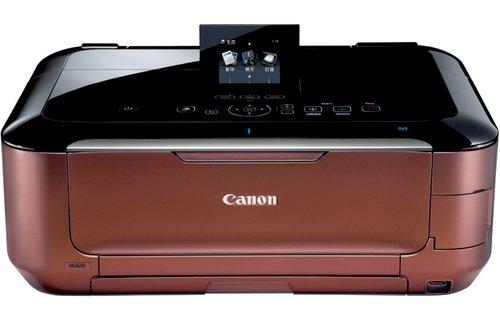 佳能发布MG6280/MG3180彩色照片一体机