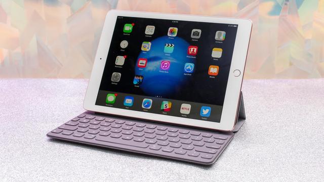 传苹果本月将发布iPad Pro 2 或引入10.5寸新版本
