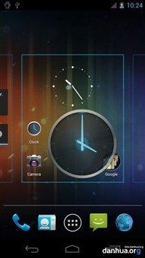 Nexus Prime界面曝光 新系统运行流畅