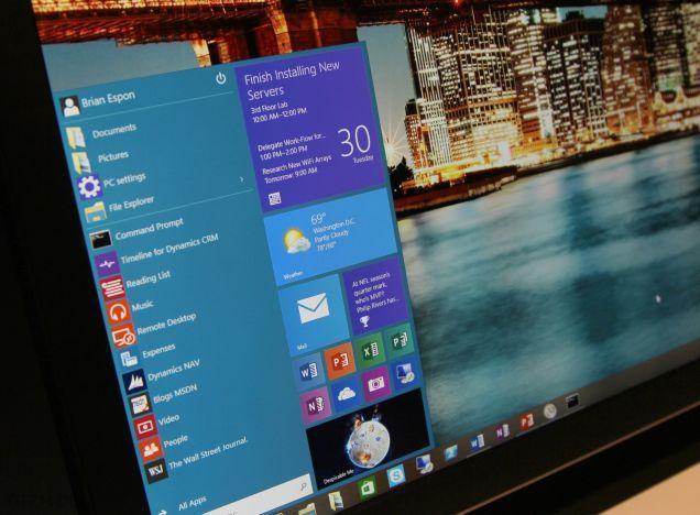 微软的困境:关于Windows 10的一些感想