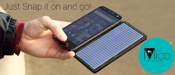 模块化Moto Z有了新配件 用太阳能充电