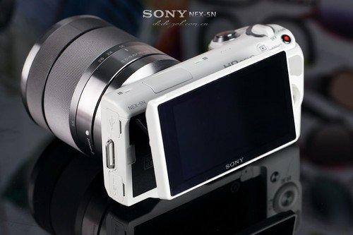 1600W像素单电 索尼NEX5N套机4850元