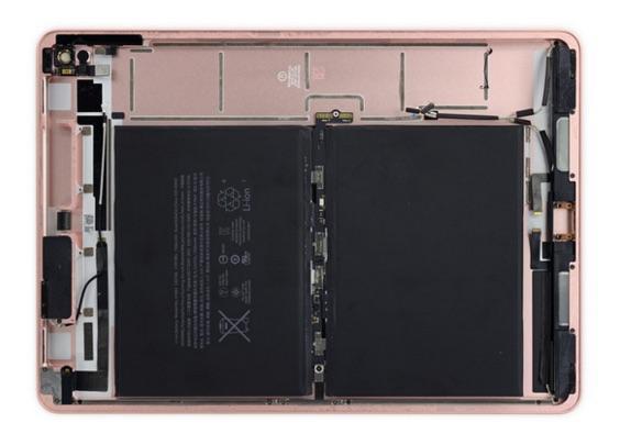 9.7英寸iPad Pro大量使用胶水 几乎无法维修
