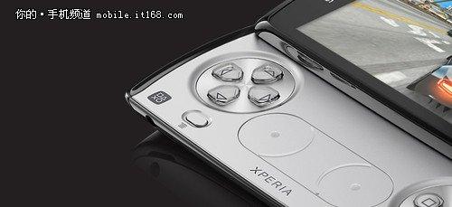 索尼爱立信Z1i 顶级游戏手机按键解析