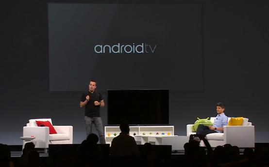 Android TV将会改变未来游戏方式