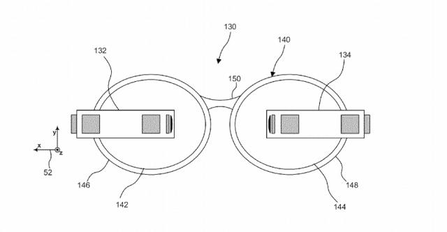"""谷歌眼镜或存在""""双眼版"""" 支持3D及虚拟现实"""