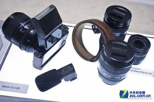 五款新品将登场 三星NX系列新镜头列表