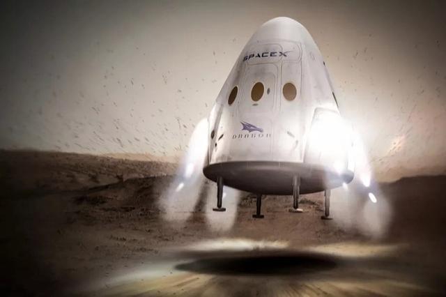 由于难度较大,SpaceX火星登陆计划推迟至2020年