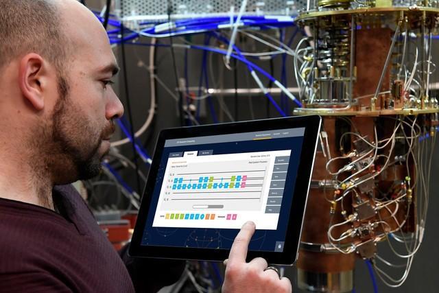 IBM将打造首台商业通用量子计算机 计算能力强大