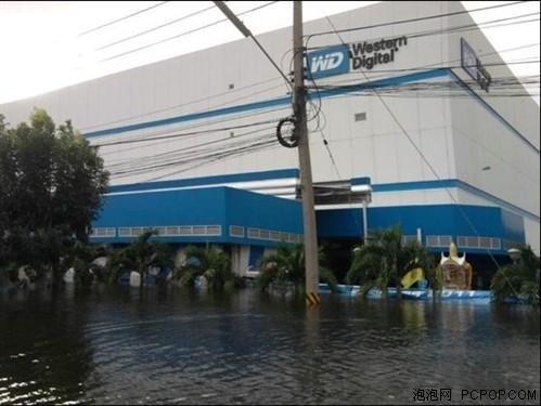 泰国洪水只是借口 揭露硬盘涨价缘由