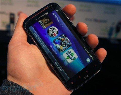 年少梦想手机实现 传HTC与索尼PS游戏合作