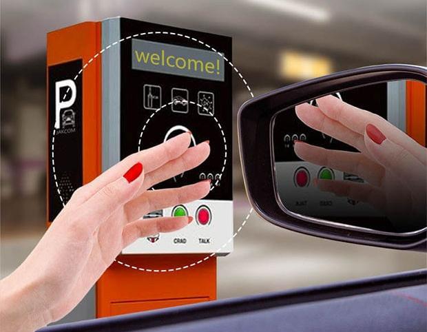 当你贴上NFC指甲盖 外出购物时刷刷手指就OK了