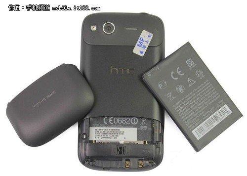 1G处理器安卓2.3 HTC G12手机售2080