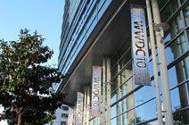 苹果开发者大会2010会场外