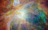 猎户座星云中隐藏神秘天体