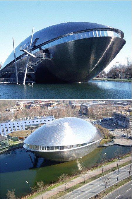 世界十大创意建筑