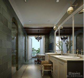 卫生间—东南亚风格