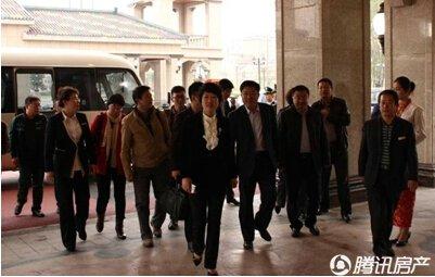 电视台媒体权威团队莅临到访大连香洲旅游度假区图片