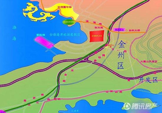 小区地理位置优越,距大连市区近30公里,周水子国际机场20公里,大窑湾