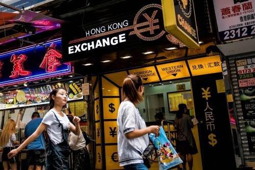 香港今年卖地收入近1300亿港元 创下新高