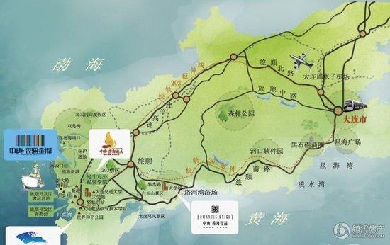旅顺口开发区 中庚香海金鼎最低价仅要3950元