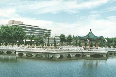 华中科技大学校园风景
