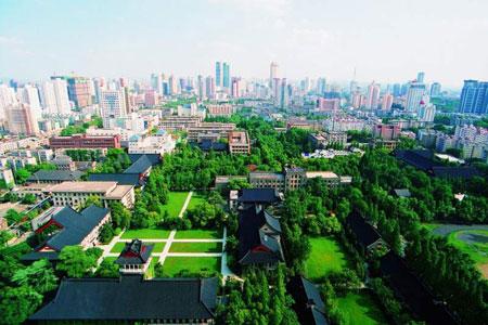 南京大学校园风景(组图)