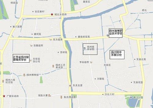 2010年国家公务员考试江西扬州四考点公布