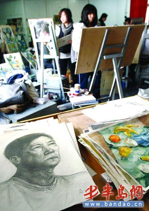 艺术生网上报名只能选一类 实际报考可多选