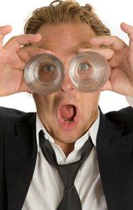 英语新词:近视相亲 nearsighted date