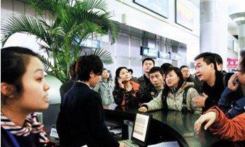 """中国""""空怒族"""" 飞机晚点的暴走乘客"""