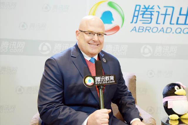 北京市新府学外国语学校Gary Dimitratos:教育需严谨