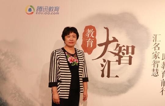精华学校副校长申怡:互联网给民办教育带来了机遇