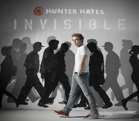 Hunter Hayes 温暖励志单曲《Invisible》