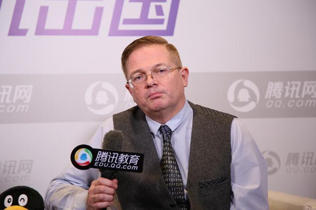 北京新学道临川国际部纳什:具备国际教育思维方式
