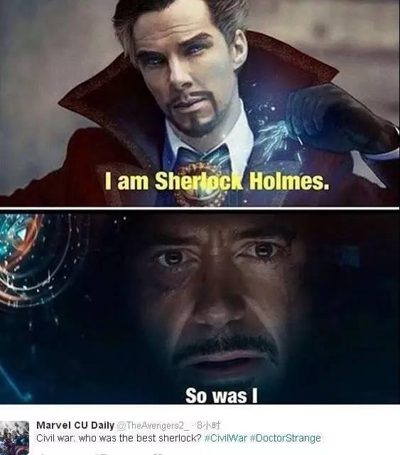 会魔法的卷福成超级英雄了?奇异博士看点揭秘