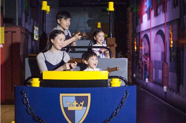 北京首家乐高探索中心2019年春季正式开放