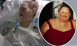 英最胖少女接受手术后速瘦如不控制恐死于厌食症