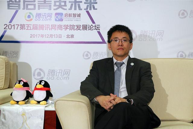 对外经贸国际商学院院长王永贵:彰显国际化特色