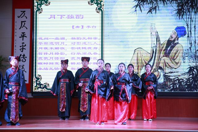 长辛店学校举行传统文化节日节气学科综合实践活动