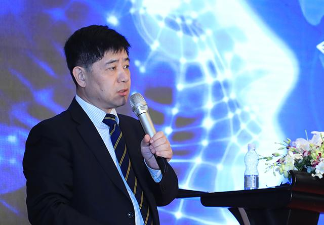 康福国际教育董事长刘煜炎:为思维而教,为未来而育