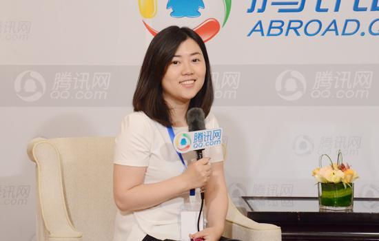 in-talk国际教育张樱露:为低龄留学生提供私人定制
