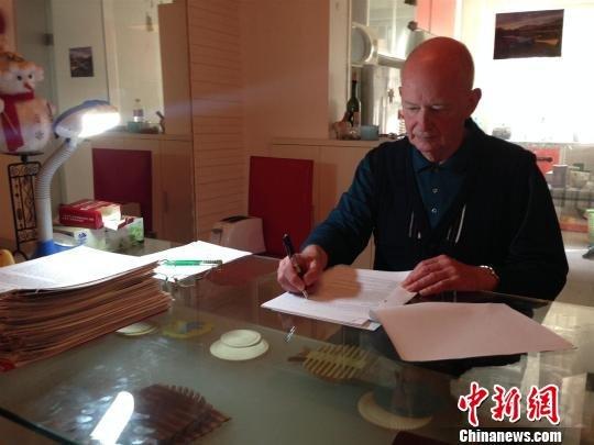 三峡大学七旬外教将离任 40余研究生联名挽留