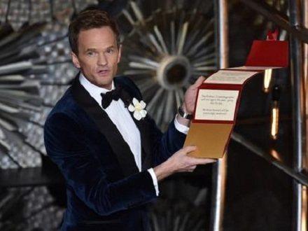 """2015年""""奥斯卡""""明星颁奖词爆笑英语语录"""