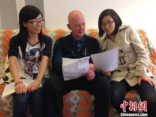 三峡大学七旬外教将离任40余研究生联名挽留(图)