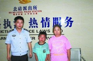 11岁男孩江边洗澡遇暗流 漂两公里方获救