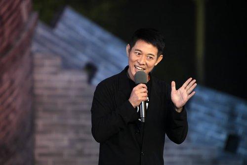 李连杰:下个梦想是把中国太极推向世界(图)