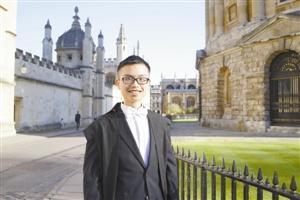 南科大第一位毕业生:10轮面试考上牛津博士