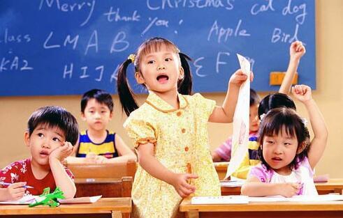 应用学习最佳时期 中国孩子这样学英语效果更好